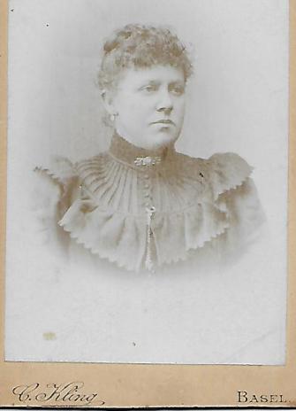 Theresia Herr Laubis
