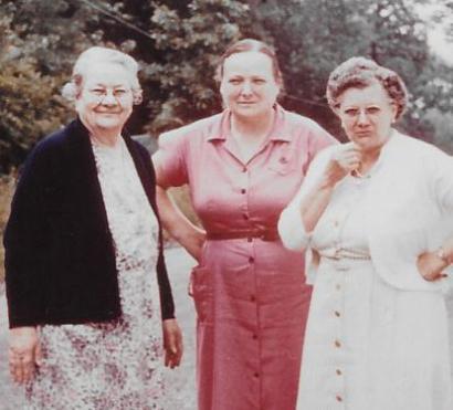 Frau Gnehm, Erika, Rosa