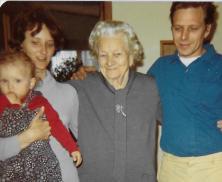 Karen, Frau Gnehm, Albert
