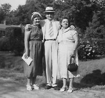 The Kihn Family Anna Maria, Ed and Annie