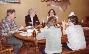 Don, his mom, Lynn and Ethel