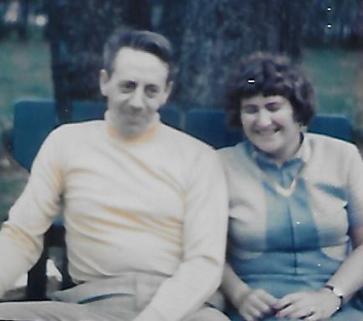 Gusti & Yvonne