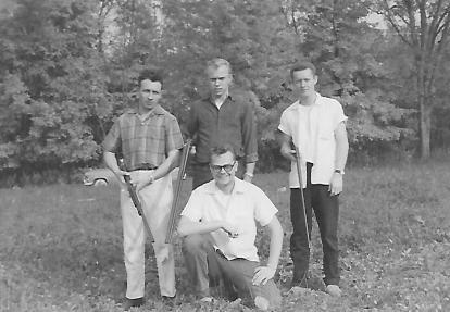 Franz, Paul Jensen, Bob Shea