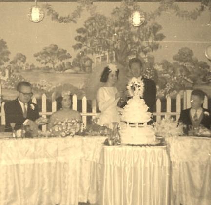 shea wedding